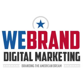 WeBrand Digital Marketing - Menifee, CA - Website Design Services