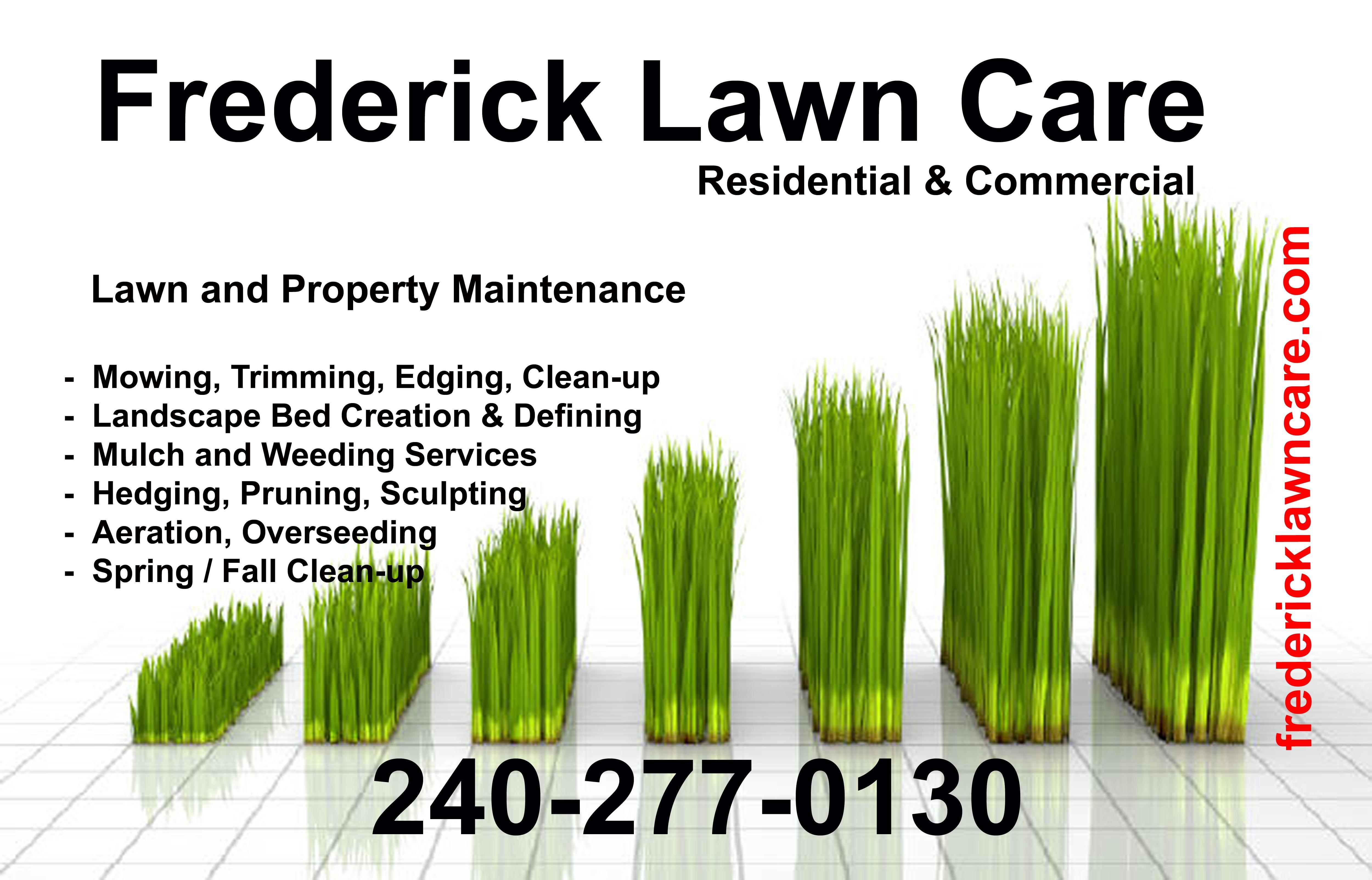 Frederick Lawn Care
