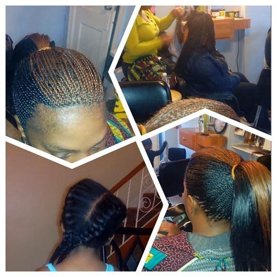 Nabou African Hair Braiding