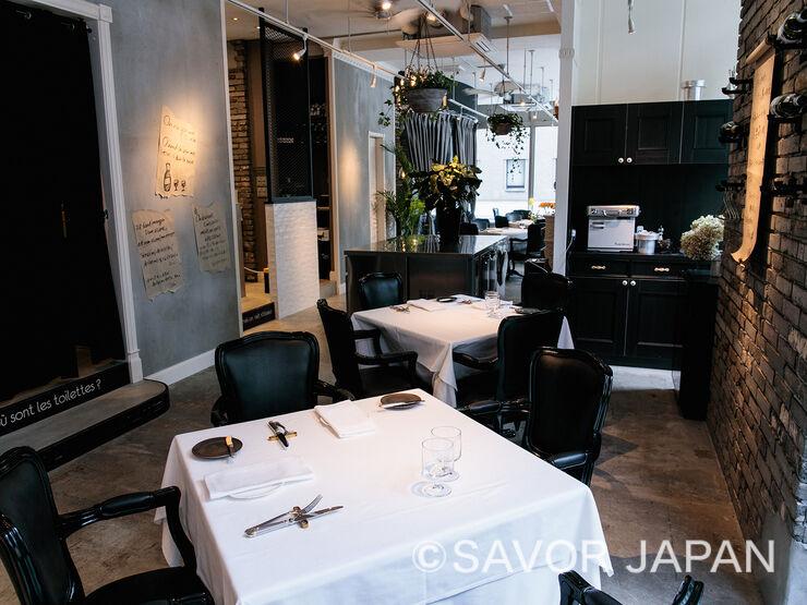 restaurant Artisan(レストラン アルティザン)