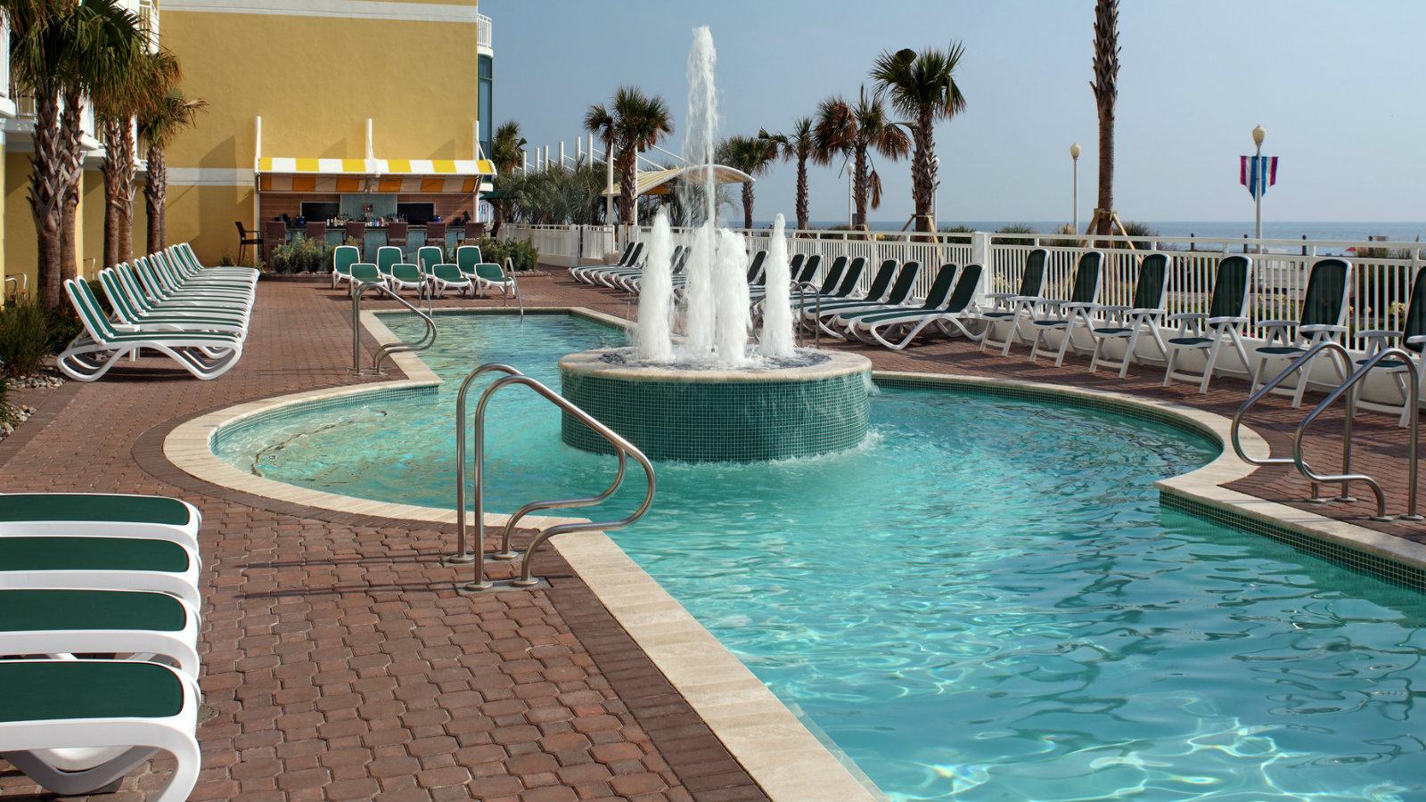 Sheraton Virginia Beach Oceanfront Hotel 3501 Atlantic Avenue Va Hotels Motels Mapquest