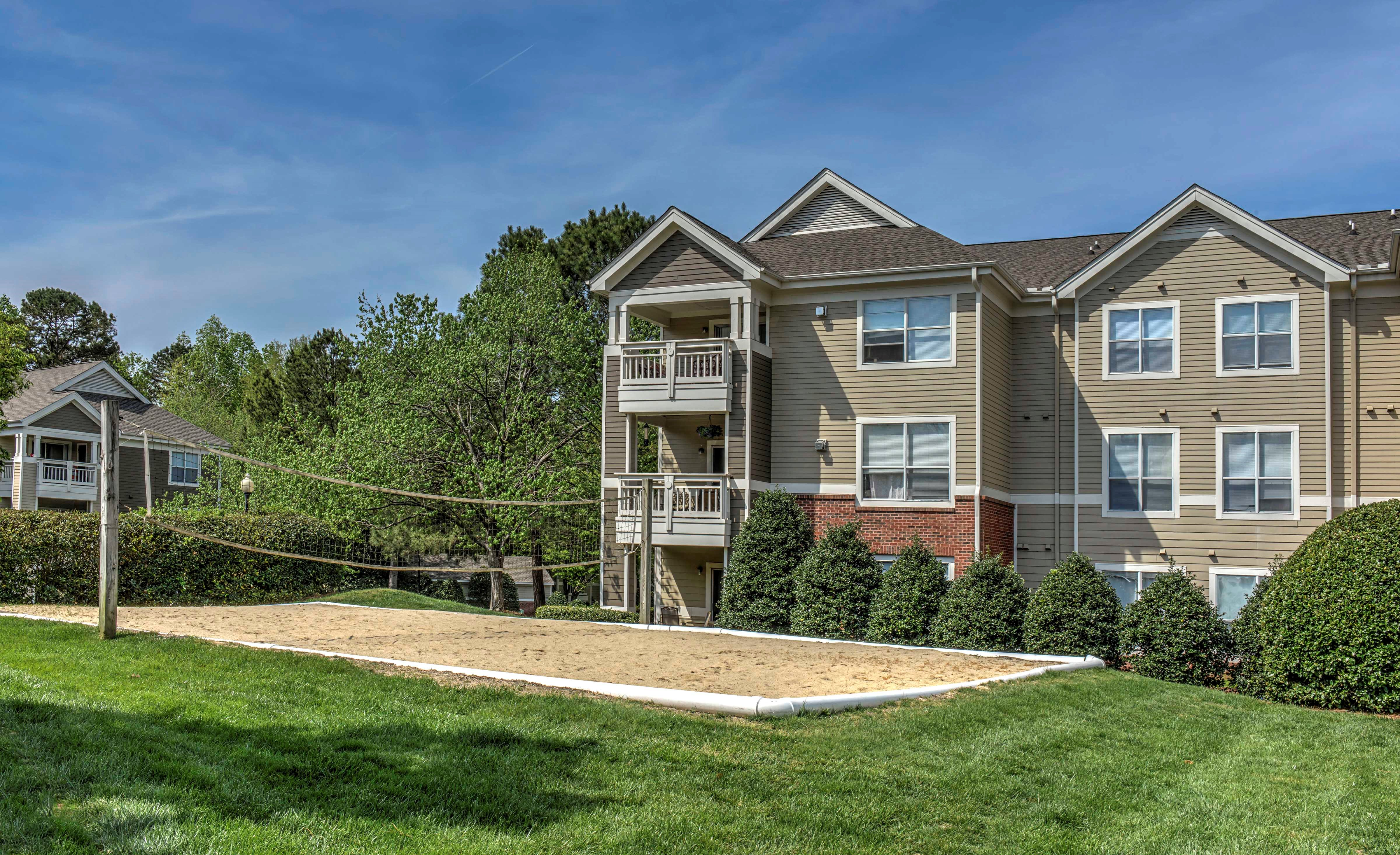 Cambridge Apartments, Raleigh North Carolina (NC ...