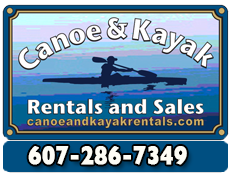 Canoe & Kayak Rental and Sales