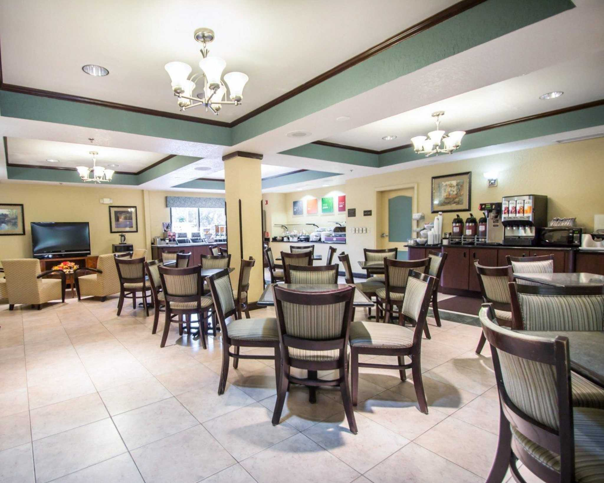 Comfort Suites Ucf Area Research Park Orlando Florida Fl