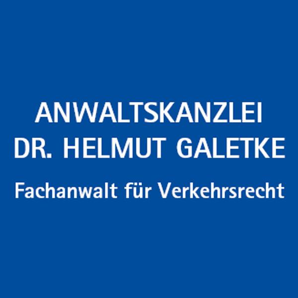 Bild zu Dr. Helmut Galetke Rechtsanwalt in Essen