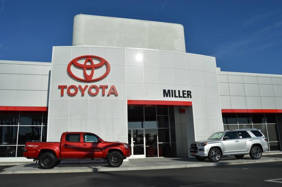 Miller Toyota Of Anaheim In Anaheim Ca 92801