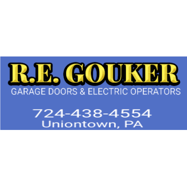 R E Gouker Garage Doors - Uniontown, PA - Windows & Door Contractors