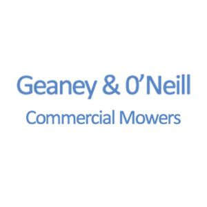 Geaney & O'Neill Commercial Mowers The Lawnmower Man.