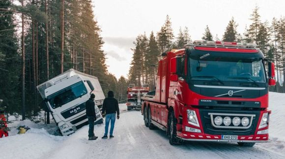 Hinaus Erikssons - Erikssons Bilbärgning
