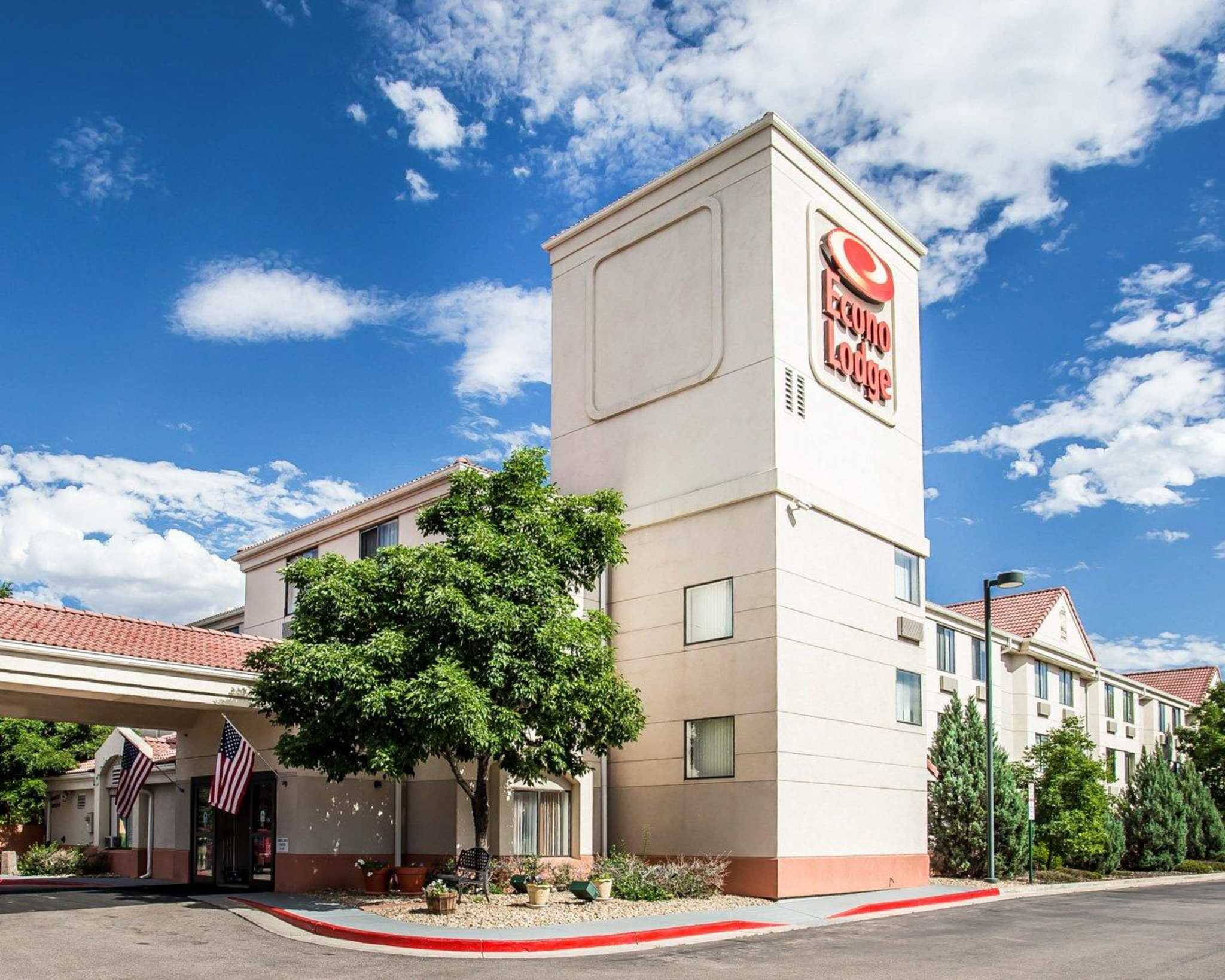 Econo Lodge Denver International Airport  Aurora Colorado  Co