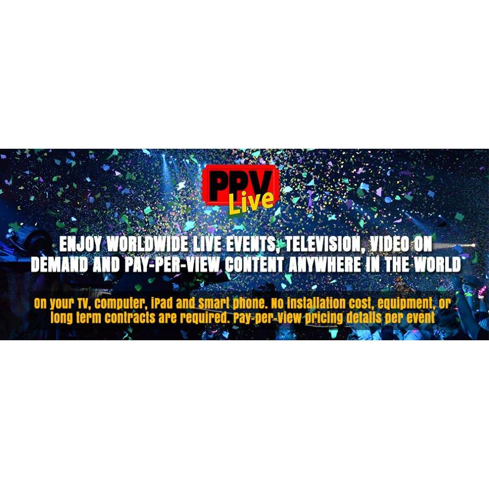 PPV LIVE Events, LLC (PayPerViewLiveEvents)