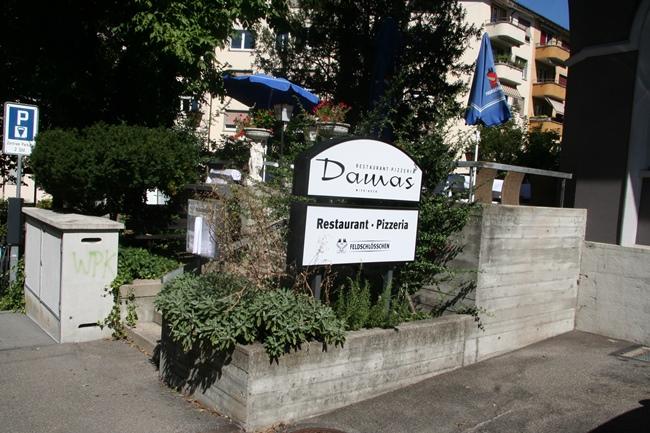 Restaurant Pizzeria Damas Wipkingen