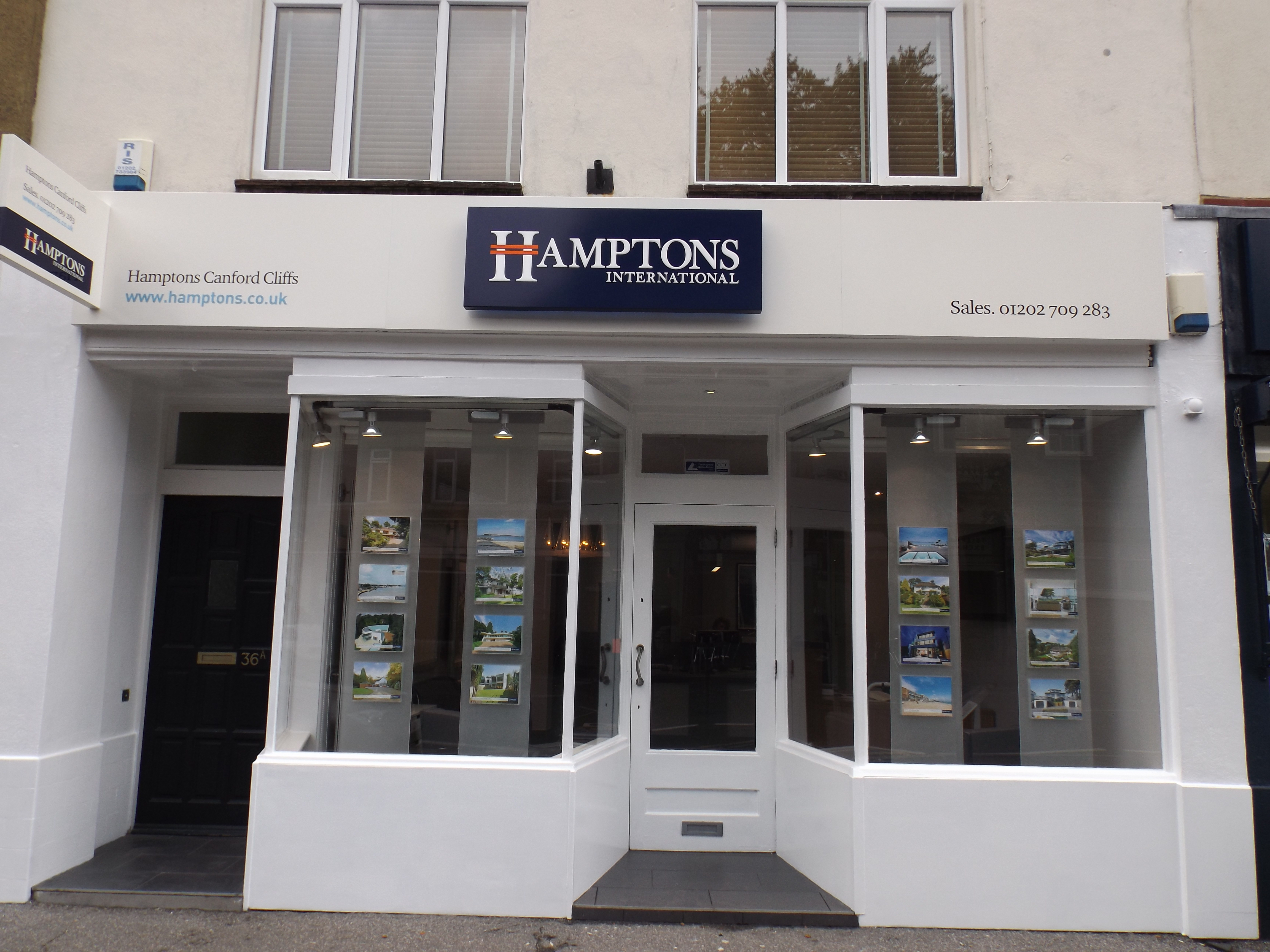 Hamptons International Estate Agents Poole