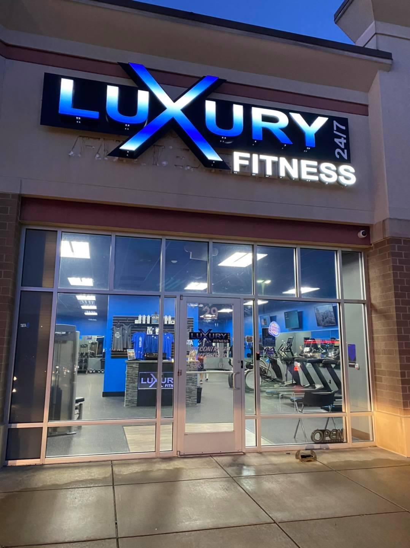 LuXury Fitness