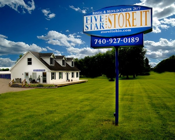 Five Star Store It - Granville