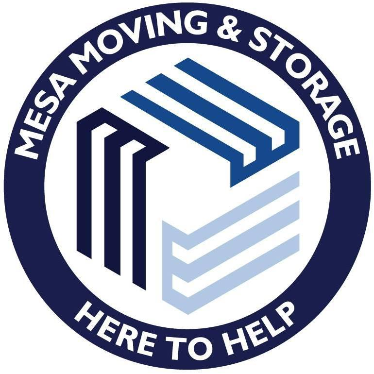 Mesa Moving and Storage Logo