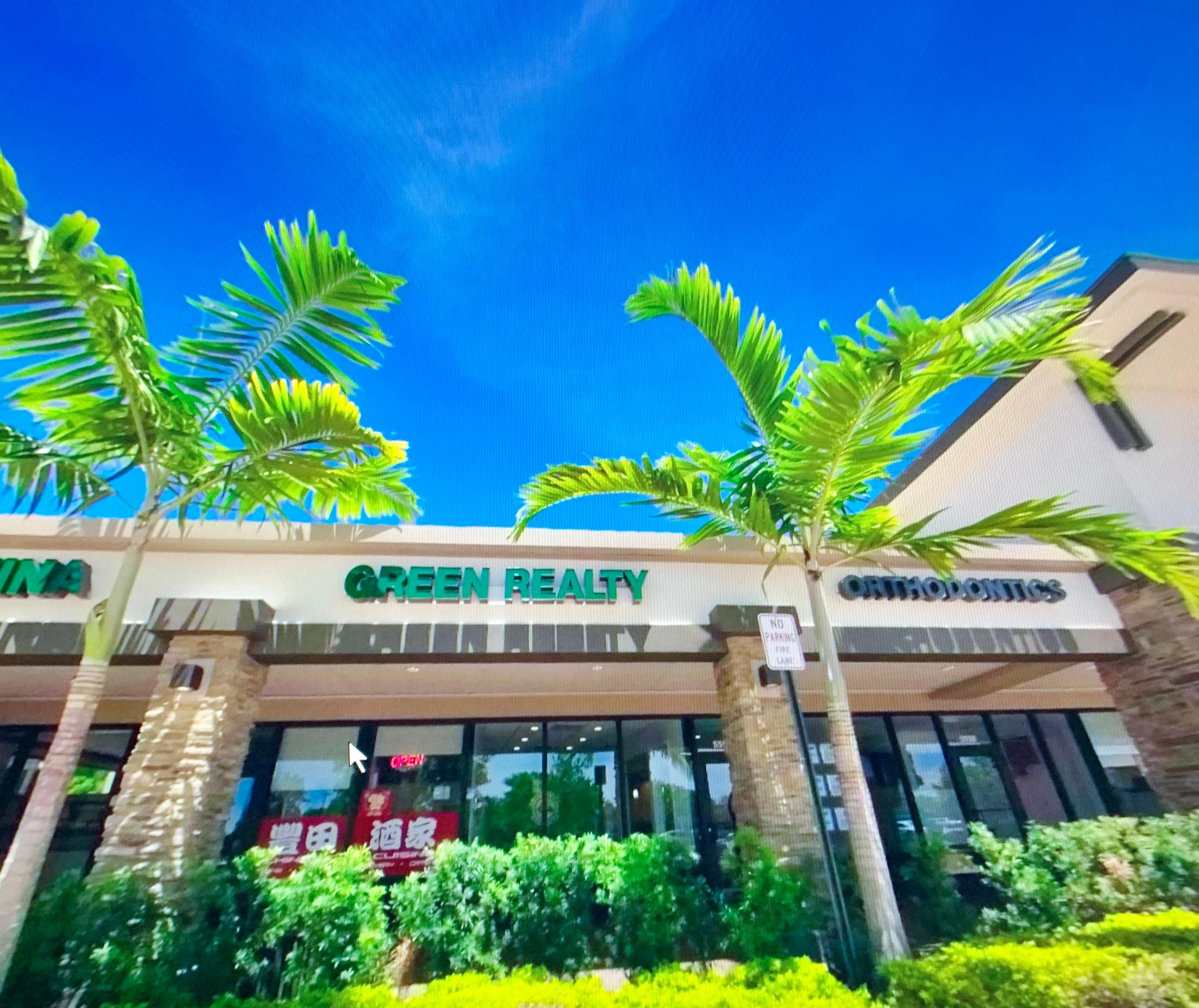 Green Realty Properties at the Countryside Shops in Cooper City Florida
