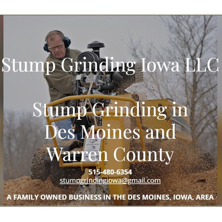 Stump Grinding Iowa LLC