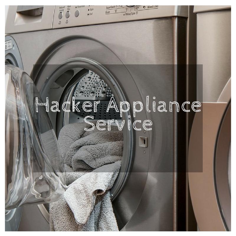 Hacker Appliance Service