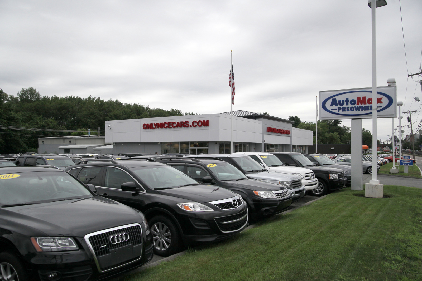 Automax Used Cars Framingham