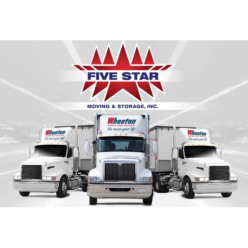 Five Star Moving & Storage Inc