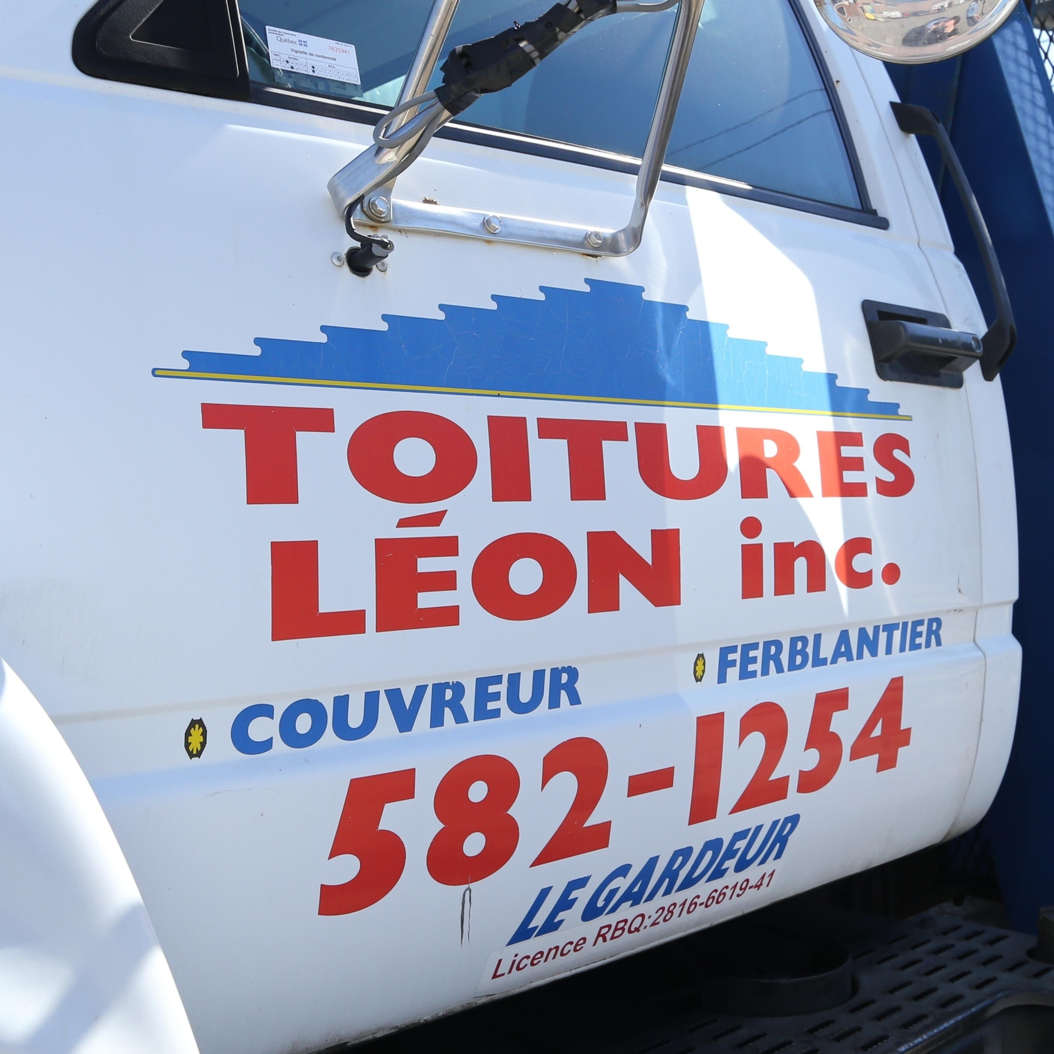 Toitures Leon Inc à Repentigny