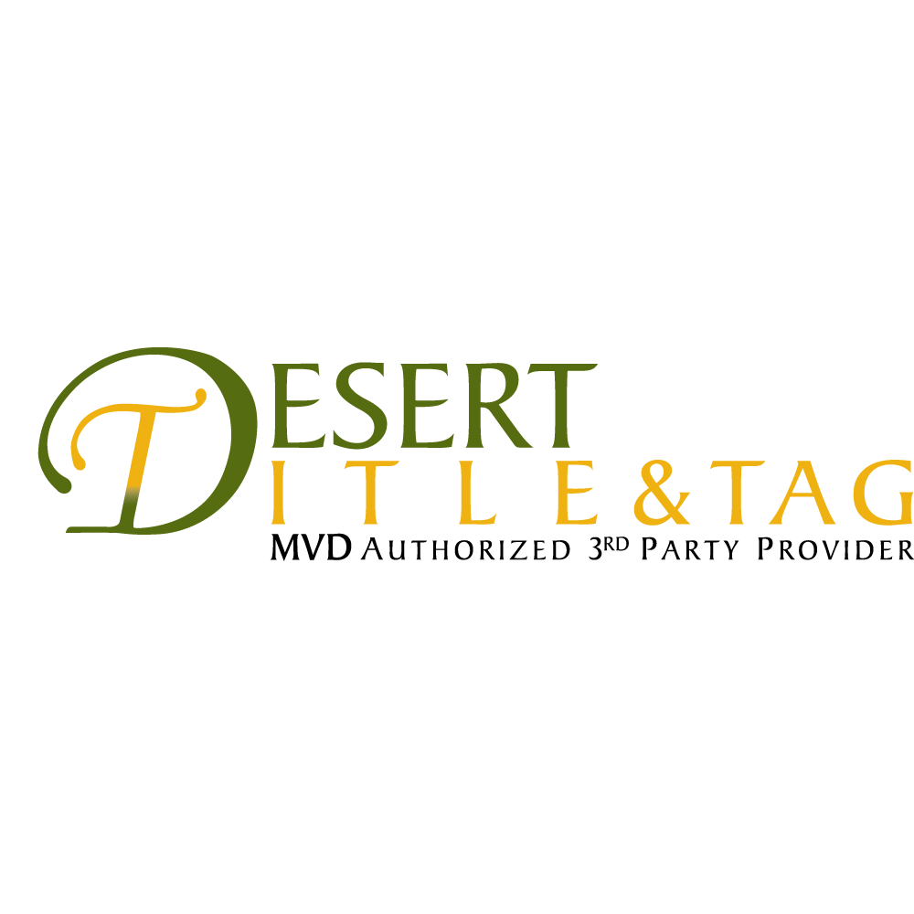 Desert Title and Tag MVD Services