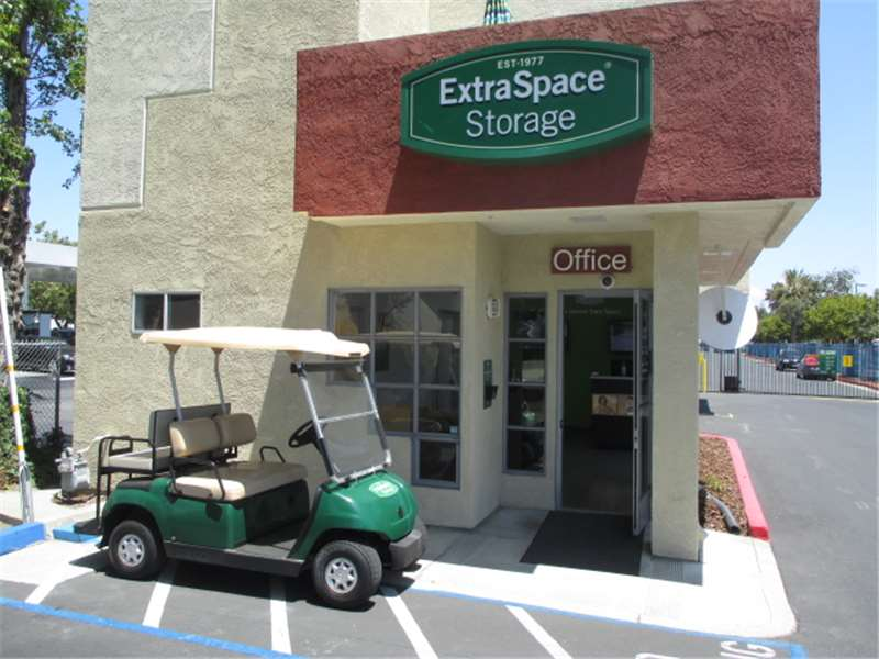 Extra Space Storage Sunnyvale California