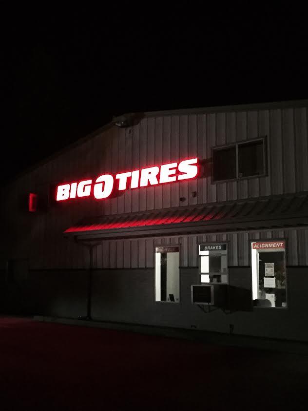 Big o tires coupons northern california