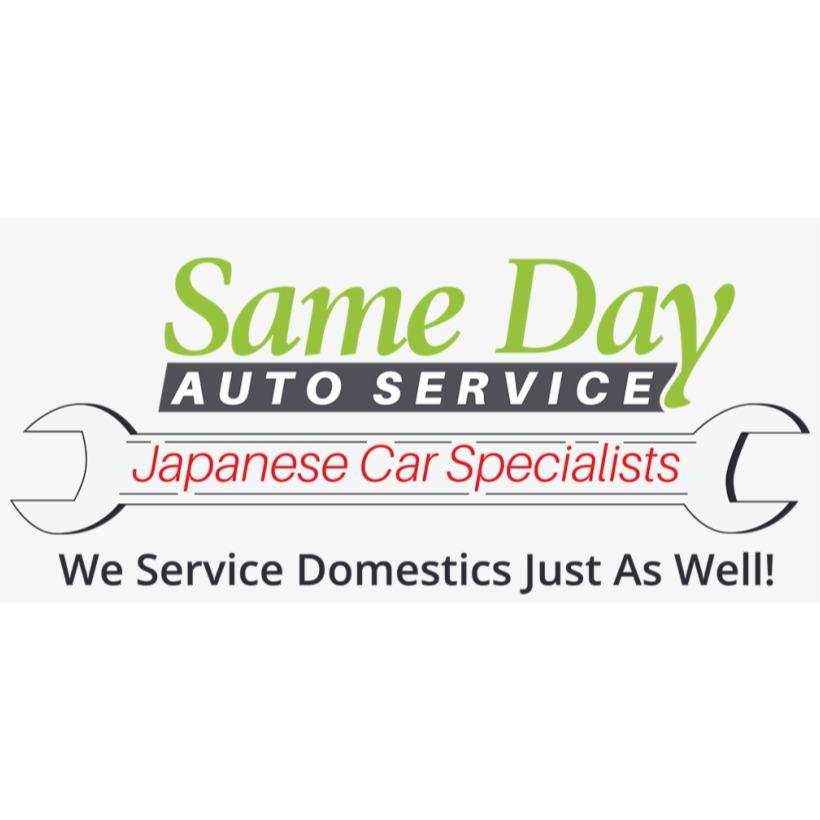 Same Day Auto Service