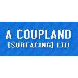 A Coupland (Surfacing) Ltd Spalding 01775 767110