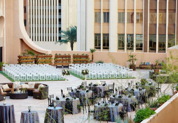 Renaissance Phoenix Downtown Hotel Phoenix Arizona Az