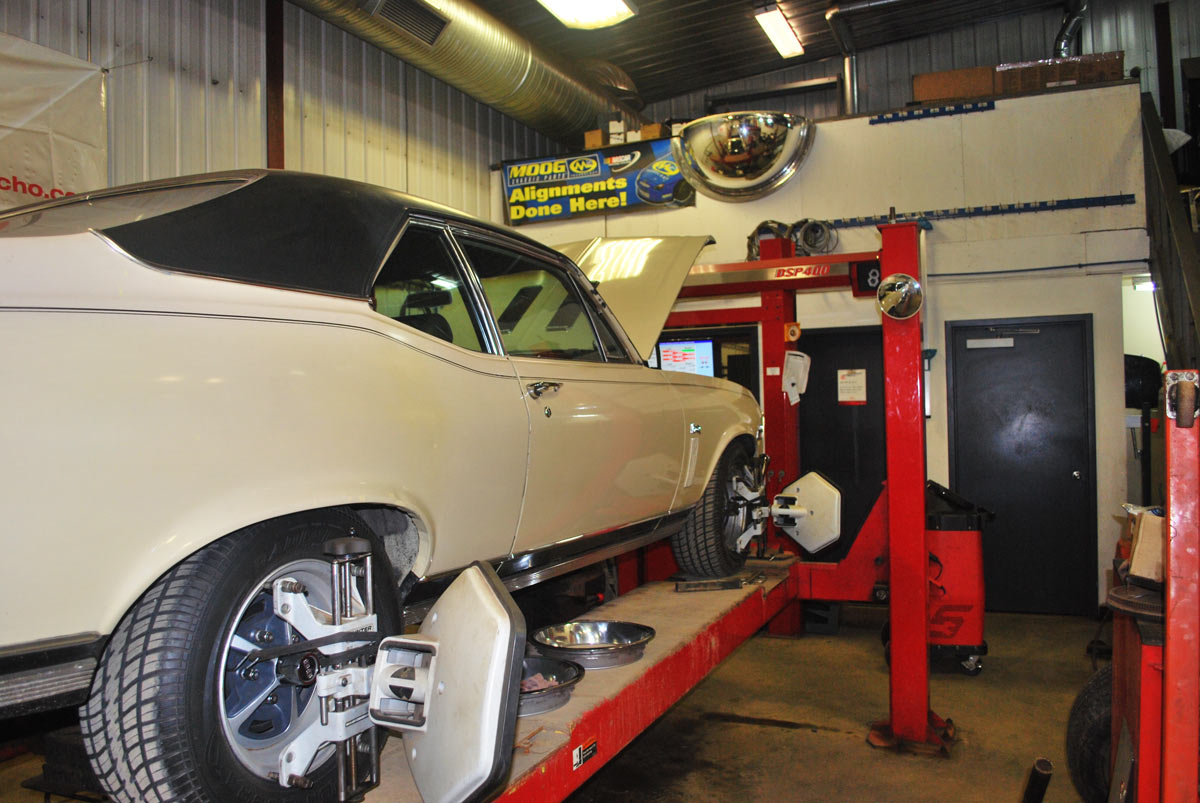 Tronsen Automotive in Thunder Bay