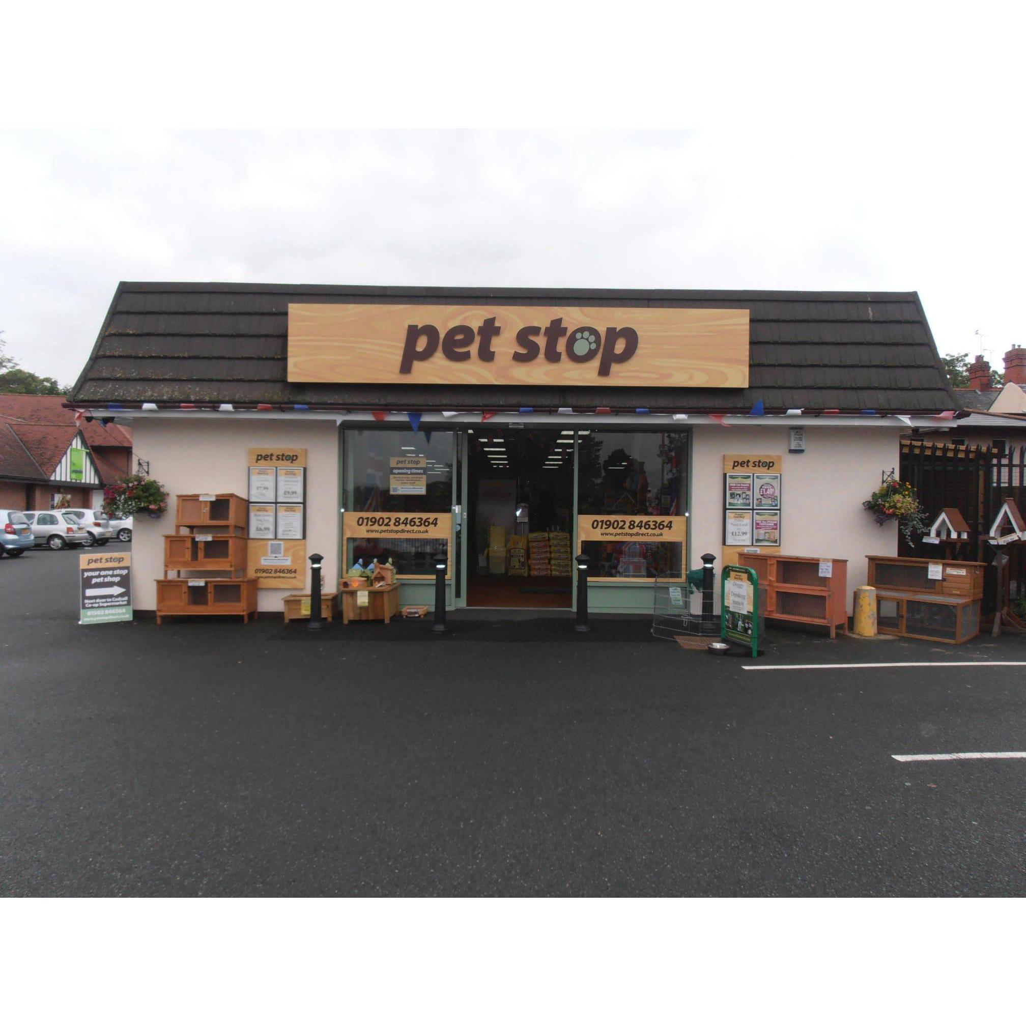 Pet Stop - Wolverhampton, Staffordshire WV8 1DB - 01902 846364   ShowMeLocal.com
