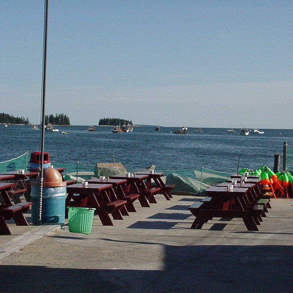 Restaurants Near Spruce Head Maine