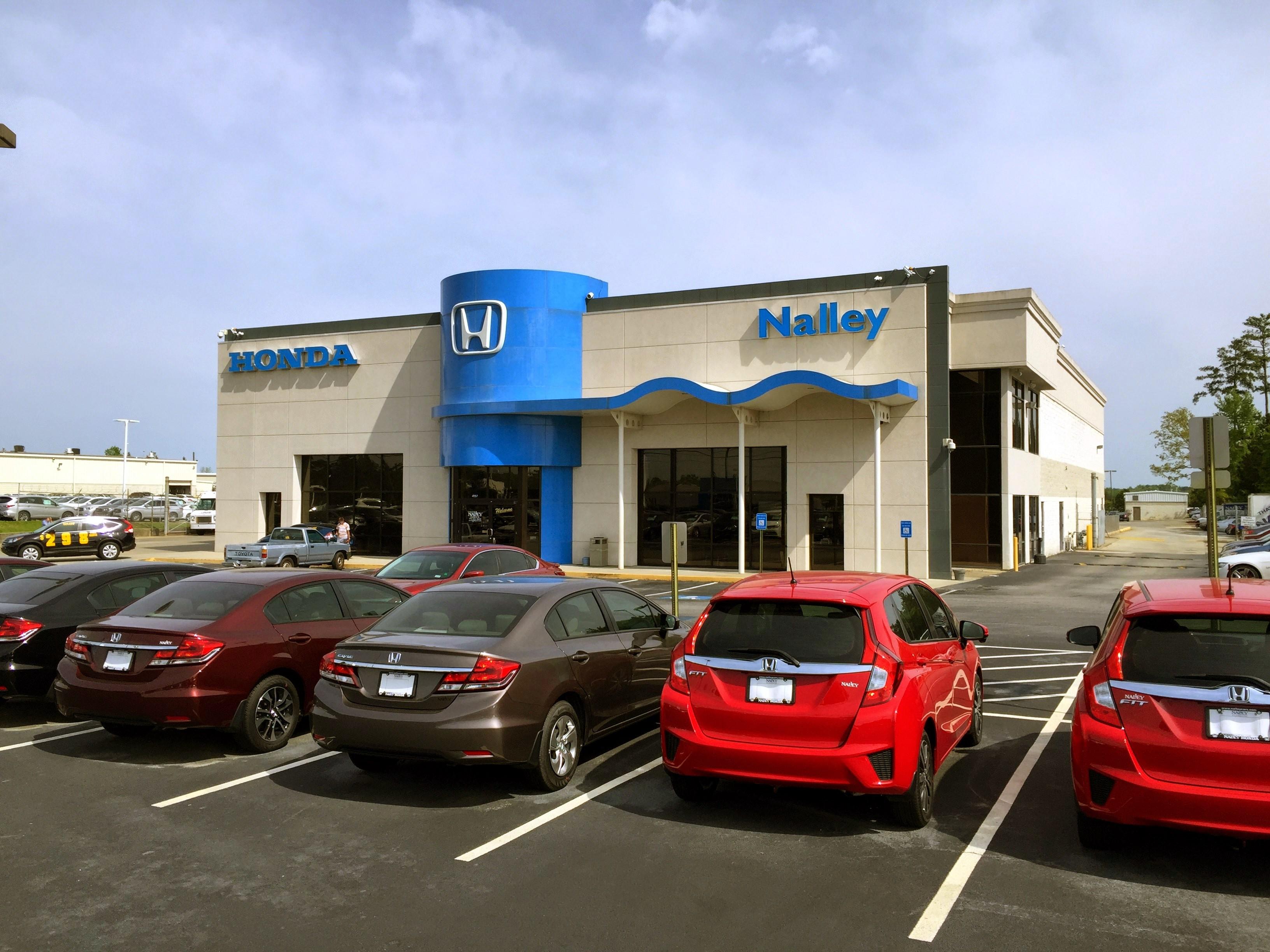 Car Dealerships Brunswick Ga >> Nalley Honda in Union City, GA 30291 - ChamberofCommerce.com
