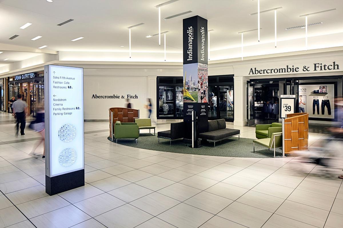 Fashion Mall Cinema Indianapolis