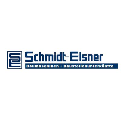 Bild zu Schmidt-Elsner GmbH Baumaschinen und Geräte in Berlin