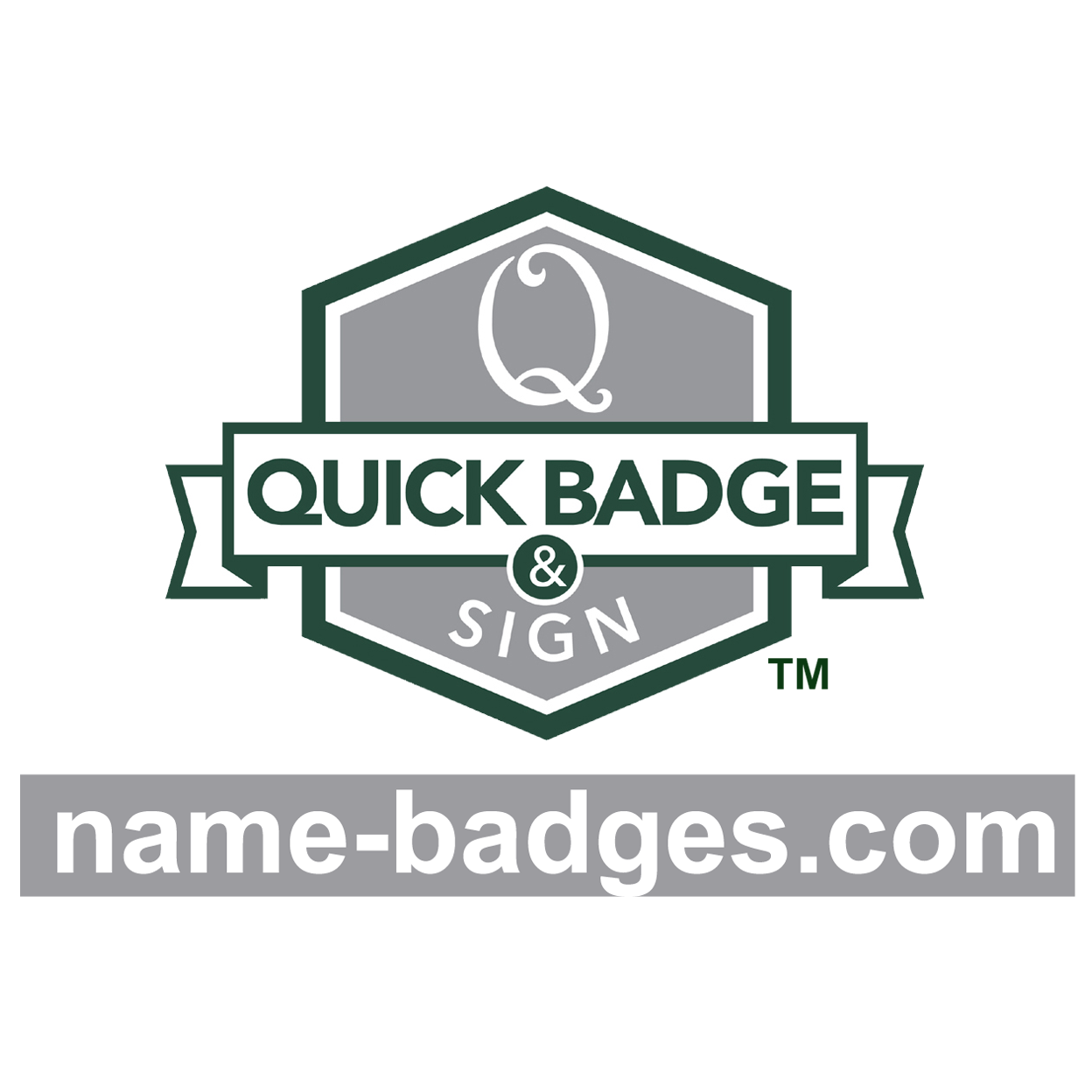 Quick Badge and Sign Inc. - Fairview, OR 97024 - (503)492-1719 | ShowMeLocal.com