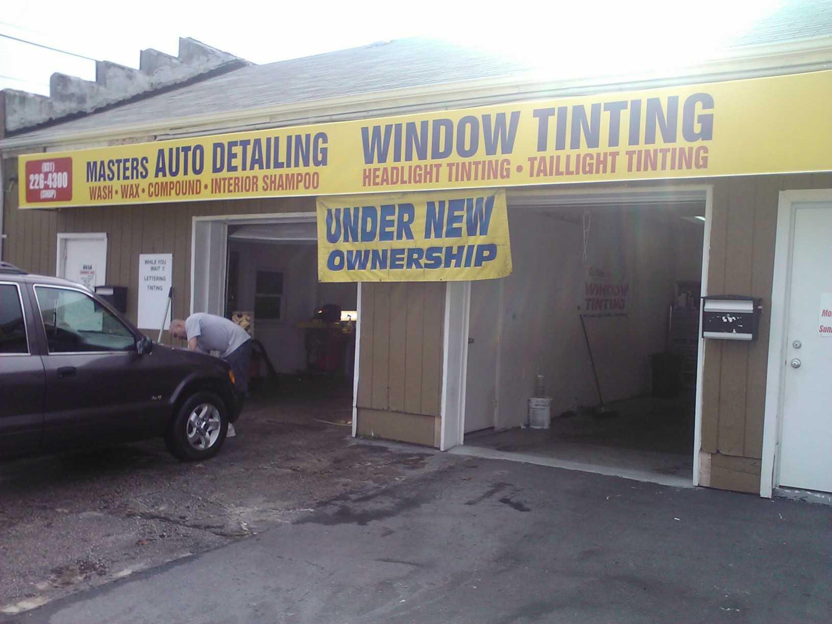 Masters Window Tinting - West Babylon, NY