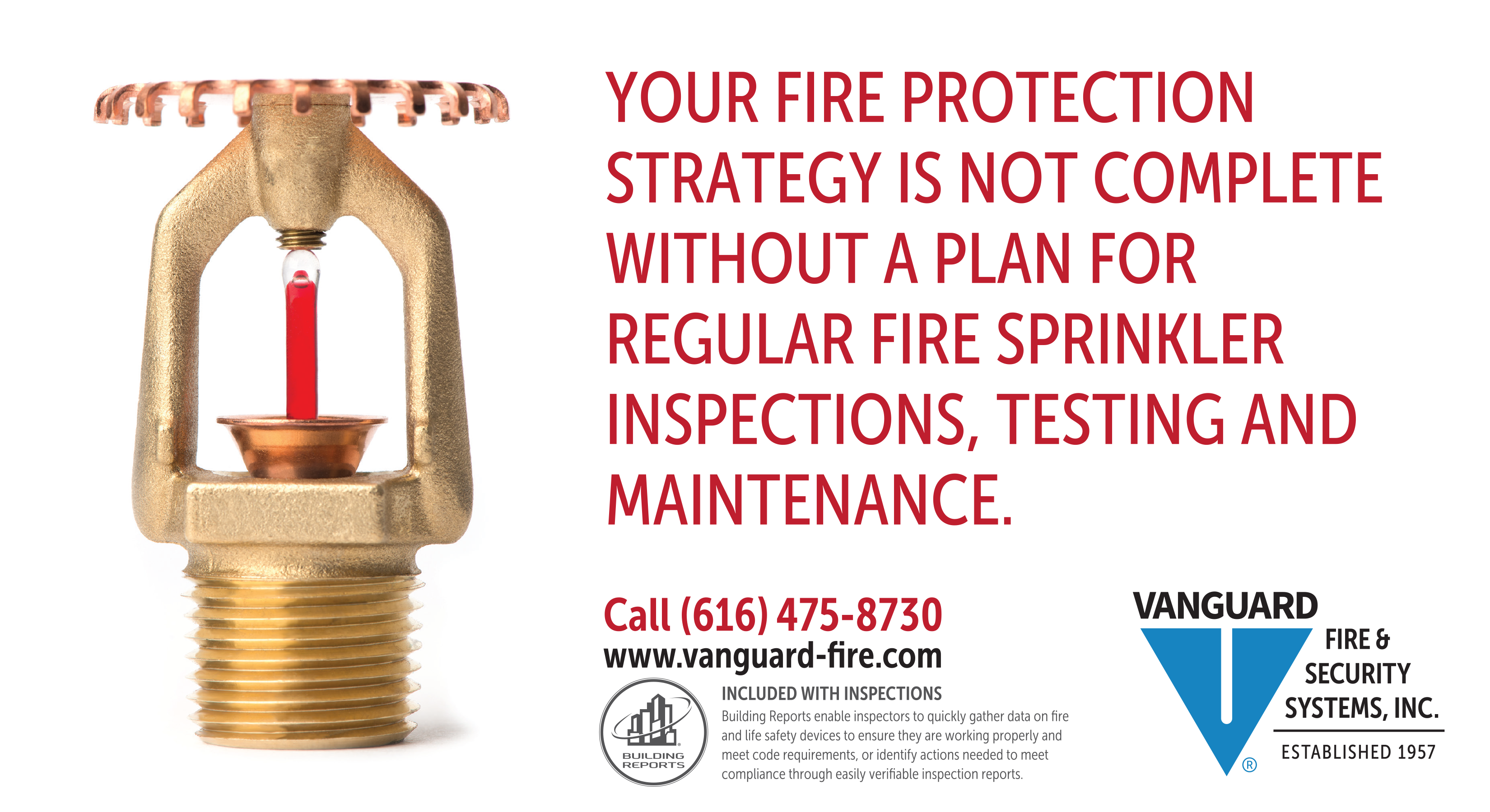 Vanguard Fire And Security Systems Inc Grand Rapids