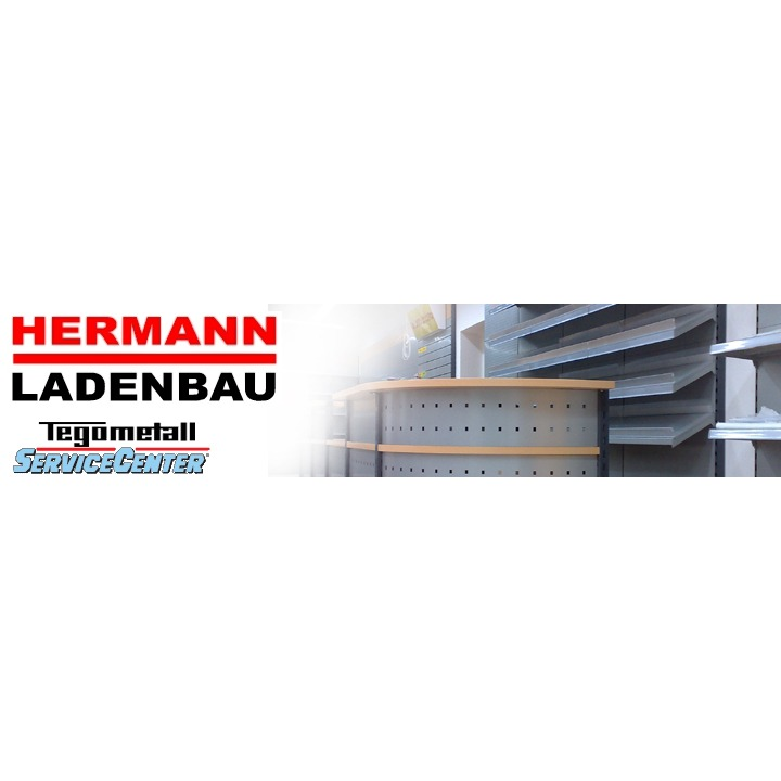 Logo Hermann Ladenbau Tegometall Service Center