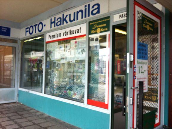 Foto-Hakunila Avoin yhtiö