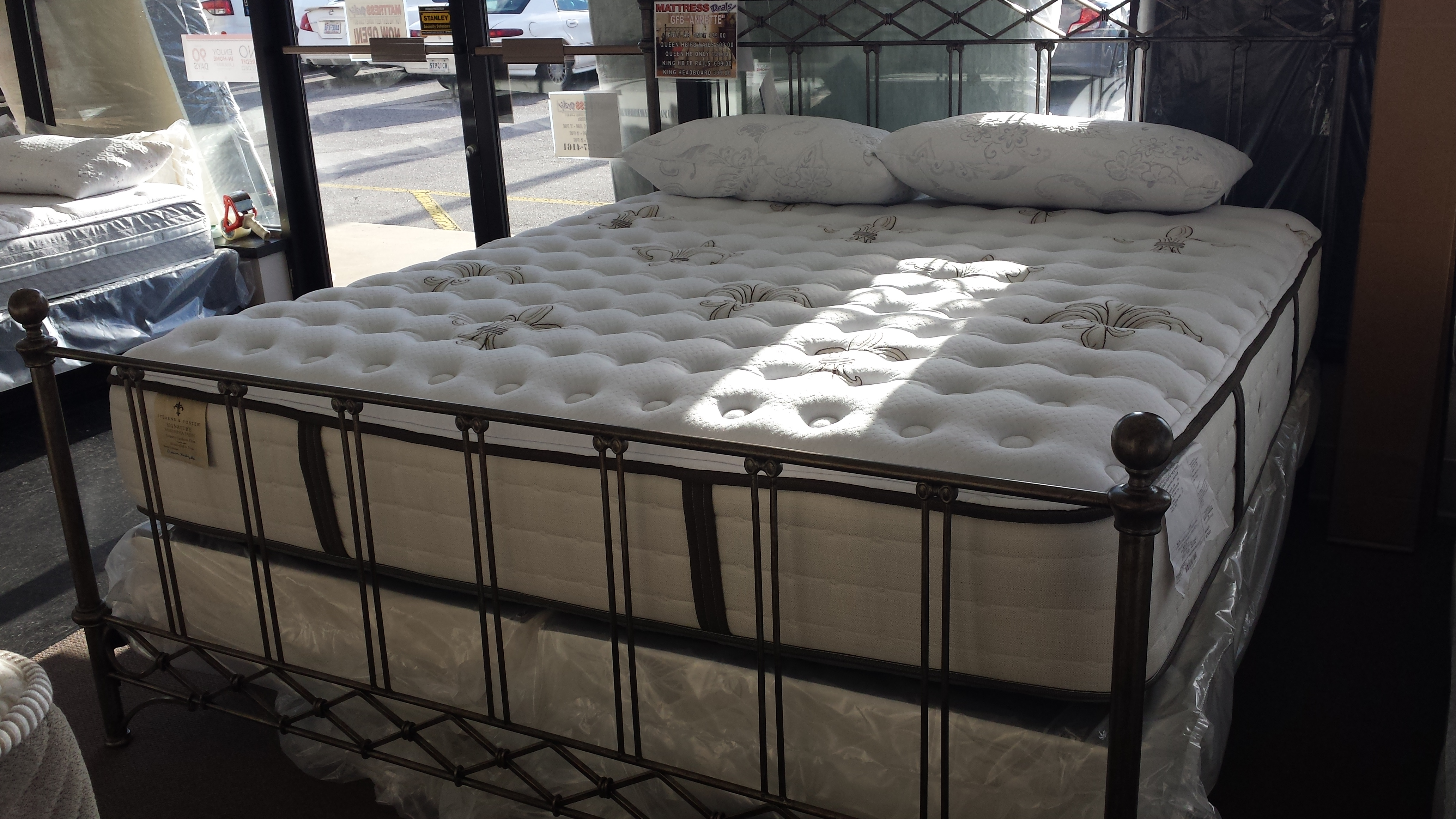 Beds and mattresses deals