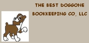 The Best Doggone Bookkeeping Co, LLC Logo