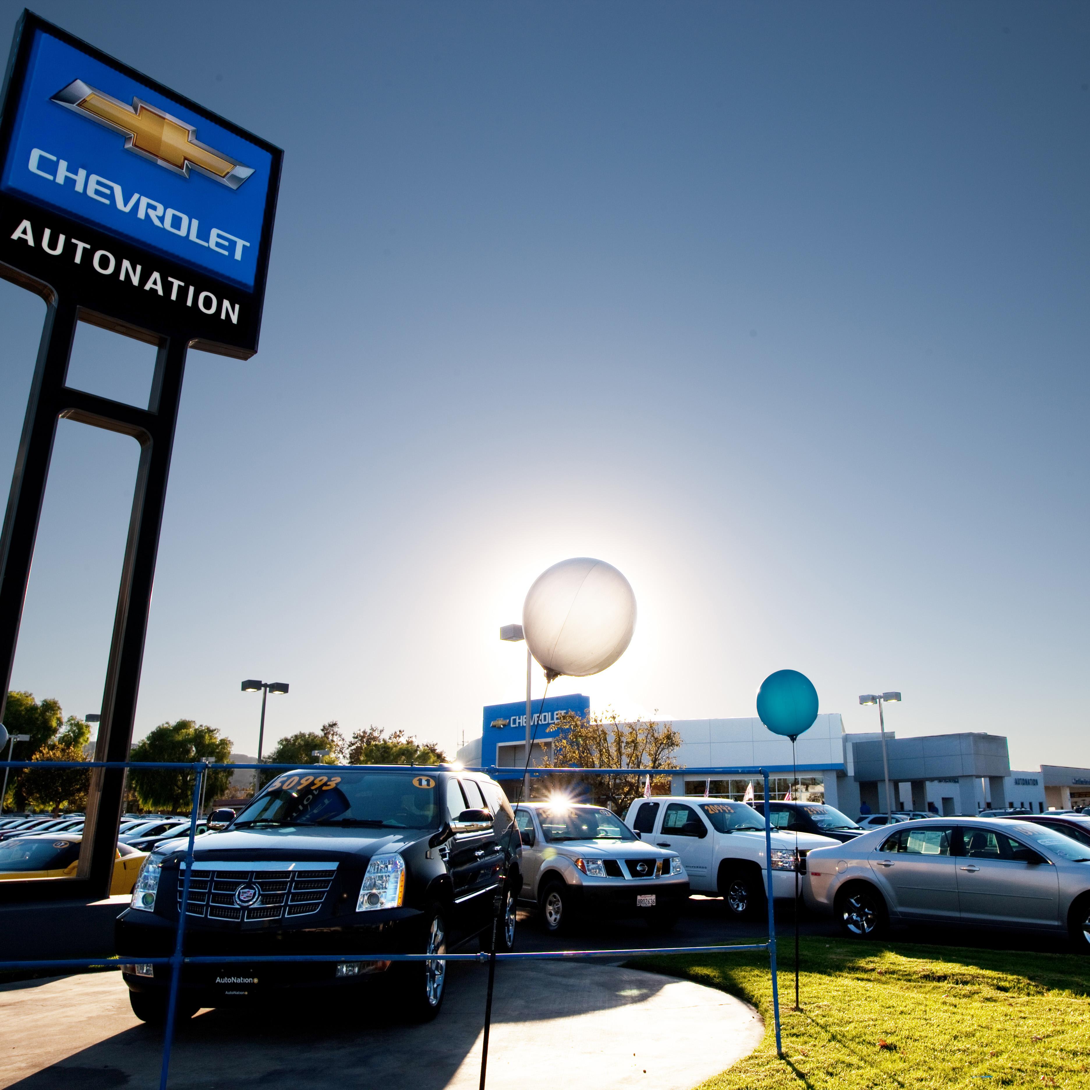 Chevrolet Dealer Nearby: AutoNation Chevrolet Valencia, Valencia California (CA