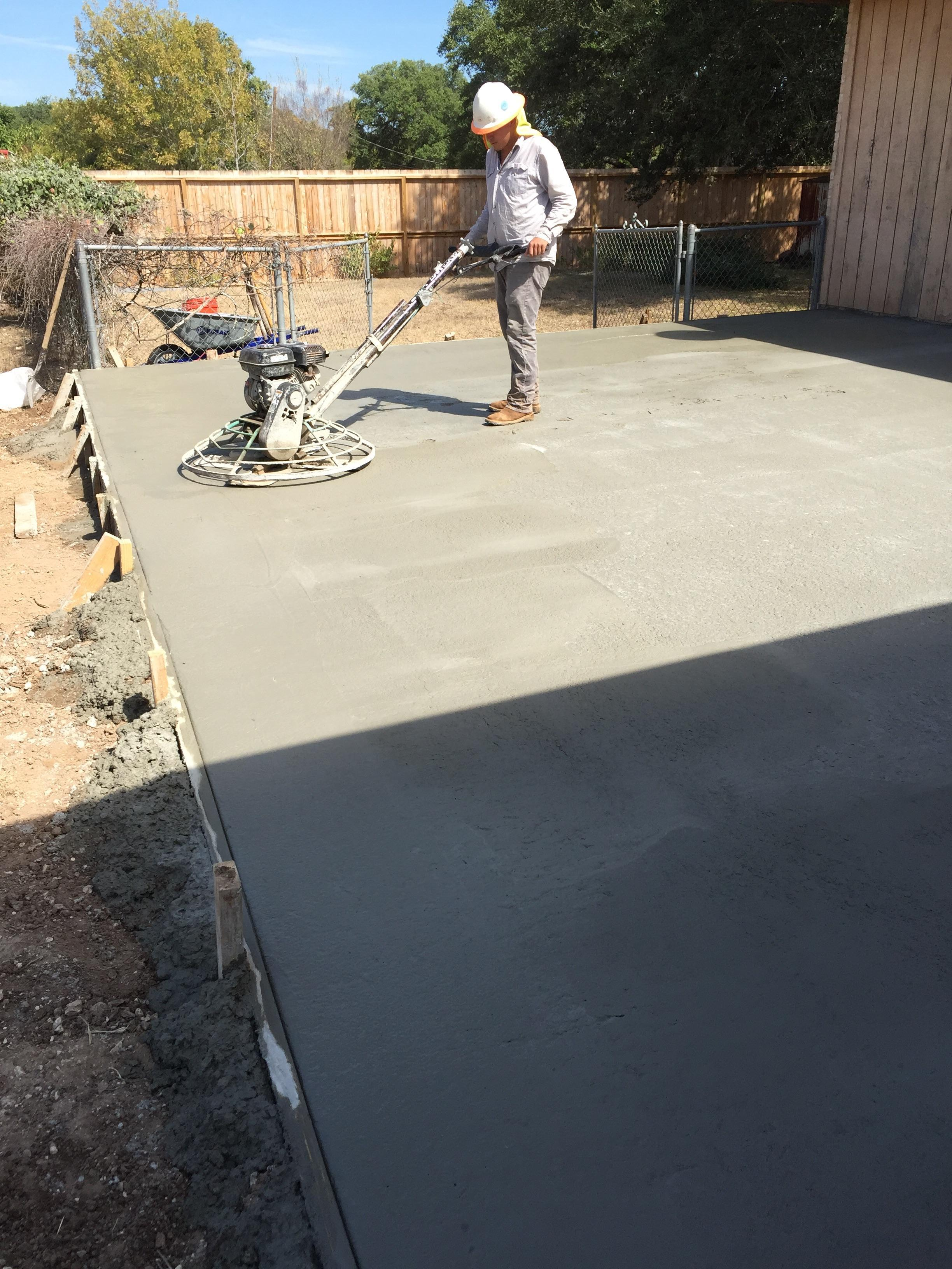 Ramirez Concrete And Landscaping In San Marcos Tx 78666
