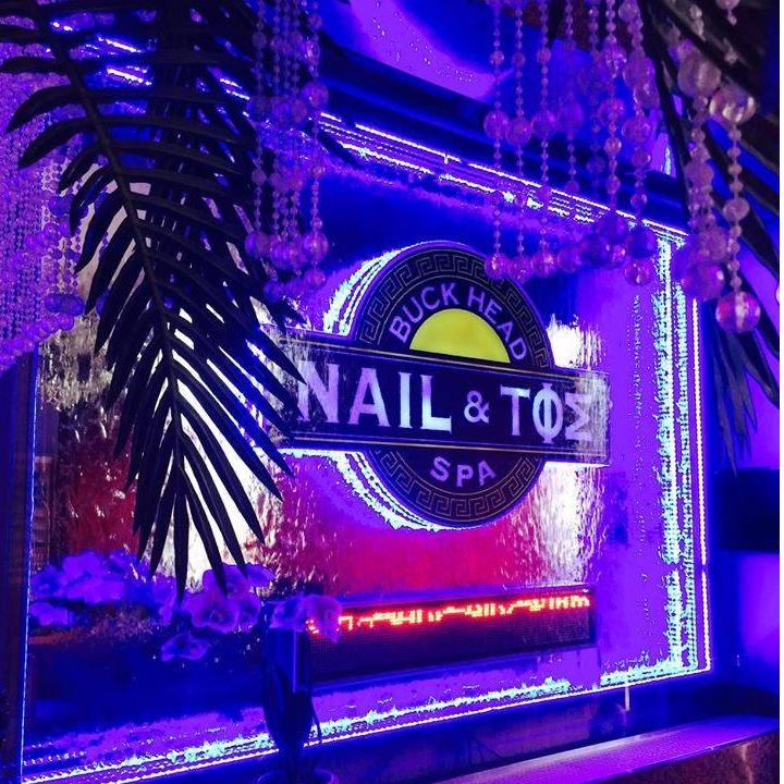 Buckhead Nail and Toe Spa - Atlanta, GA - Beauty Salons & Hair Care