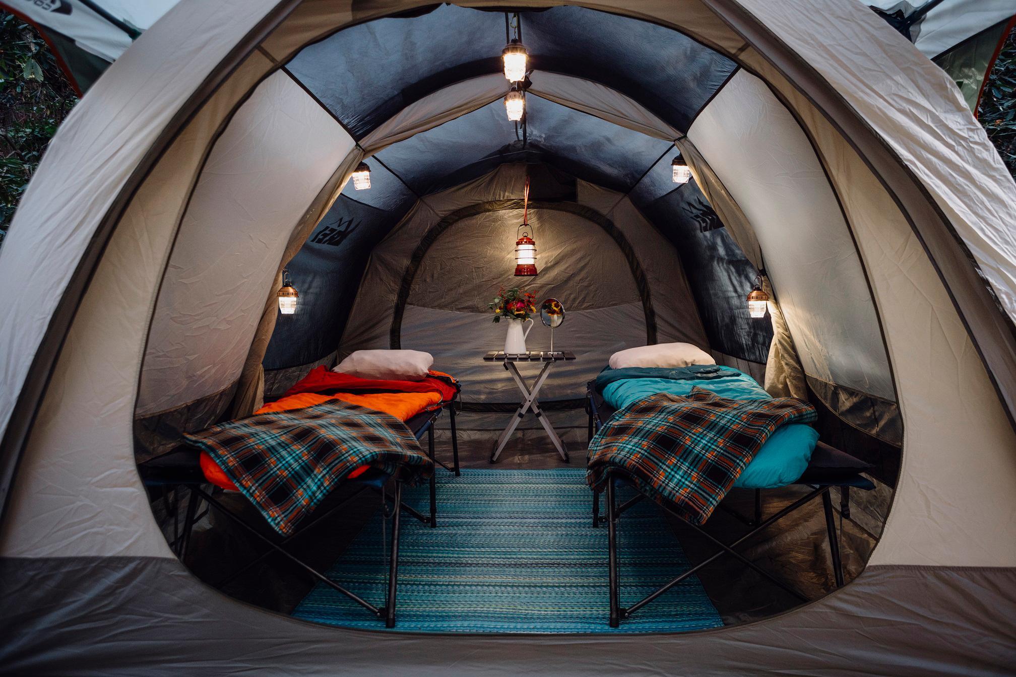 Deluxe Camping Workshop