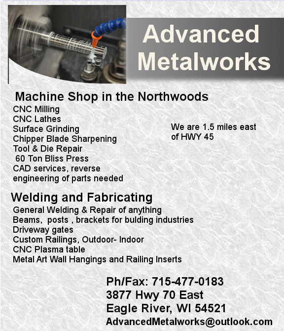 Advanced Metalworks Llc